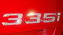 Custom Crystallize Your BMW Model Letters (335i, 650i, 750i etc)