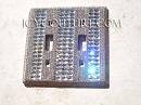 ICY GLAM Luxury Swarovski Elements Light Switch Cover Plate