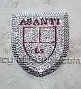 Bling your car emblems! ASANTI