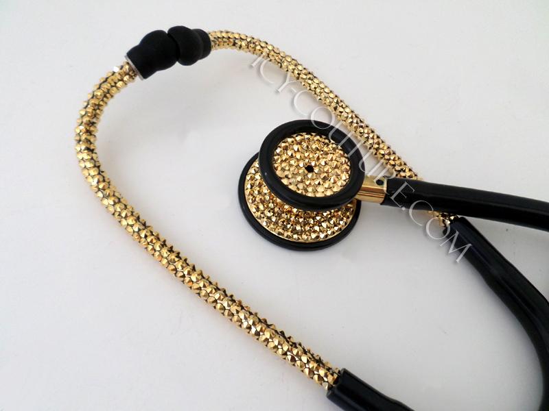 Littman Cardiology Stethoscope With 24k Rose Gold