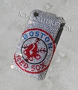 Boston Red Sox - Custom Crystal Phone Bling