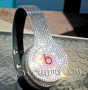Diamond Clear - Crystal BEATS by DRE Bedazzled Headphones. Whats Your Color and Crystal Size?