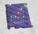 Lucky Stripes - Crystal iPad Cover. Bling Your iPad!