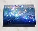 ICY COUTURE Laptop Cover in Blue Fading Effect  Swarovski Crystal Case