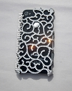CRYSTAL LACE - ICY Couture iPhone 4/4S, or 5/5G, Crystal Cover. Whats your color?