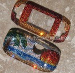 Life is Beautiful! - Swarovski phone covers bedazzled cases. Bling my phone!