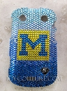University of Michigan- Personalize Your Crystal Phone!