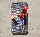 FASHIONISTA - ICY Couture Crystal Phone Cover Design