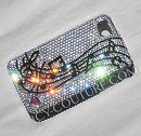 MUSICAL  NOTES- ICY COUTURE Swarovski Crystal Mobile Phone Cases