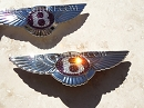 Bling Bentley Emblems!