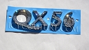 Bling QX56  letters for Your INFINITI! Whats Your Crystal Color?