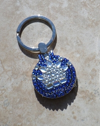 Custom item -  Crown Keychain