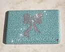 ICY & Co - Tiffany Blue Swarovski Macbook Pro cover case. Bling Your Laptop!