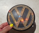 Bling Your Volkswagen BEETLE Emblem! Whats your color?