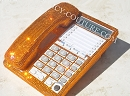 ICY Couture SUN Swarovski Crystal Bling Home Office Desk Phone
