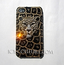 3D LEOPARD - ICY Couture Crystal Phone Cover. Whats your phone?