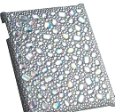 Different shapes of Acrylic Rhinestones bedazzled iPad 2 cover case