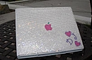 Bling Your Laptop with Apple logo or other custom symbols
