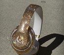 ICY Couture Golden Shadow Custom BEATS with Swarovski Crystals