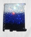 3-color-fade ICY Couture Crystal iPad Cover