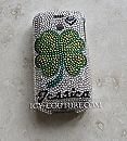 Bling My Phone! Clover - Swarovski crystal phone cases
