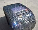 Swarovski Crystal CREDIT CARD MACHINE