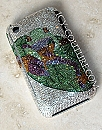 Frog - Money Luck - Swarovski bedazzled phone covers. Bling My Phone!