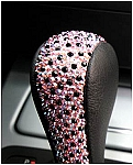 ICY Bedazzled Swarovski Crystal GEAR SHIFT