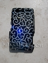 Crystal Lace - Fully Crystallized ICY Couture Phone Cover