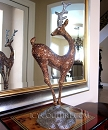 COLLECTOR's ITEM: ICY Couture Crystal Deer Figurine