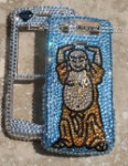 Happy Buddha - Bling Your Phone!
