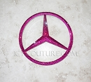 Bedazzle Your Mercedes emblems with Swarovski Crystals! Whats Your Color? Select Your Set