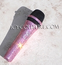 CUSTOM BLING MICROPHONE
