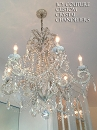 Custom item - ICY Couture Crystal Chandelier fixtures