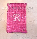 YOUR INITIAL ICY Couture Swarovski Crystal iPad Cover Case. Whats your colors?
