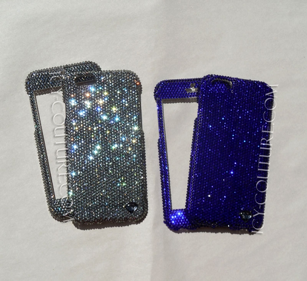huge discount 9634c 4272a ICY Couture iPhone 6 Swarovski BLING Cover, Small ss8 Crystals