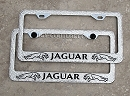 JAGUAR -  ICY Couture License Plate Frame. Whats Your car model?