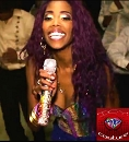 MzMunchie features: ICY Couture Crystal Microphone Bedazzled in custom design with Swarovski crystals