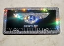 ICY COUTURE BENTLEY LOGO PLATE