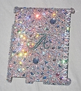 Oh, so Glam, OLD HOLLYWOOD Crystal Bedazzled iPad Covers by ICY Couture