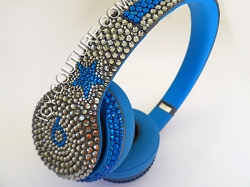DALLAS COWBOYS Custom Beats with Swarovski Crystals. Select Your Beats!
