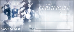 Dont know what to get? ICY Gift Certificate good as the BLING! ;)
