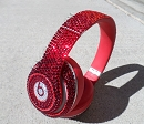 RED OMBRE Crystal Bling Beats by Dre. Whats Your Color?