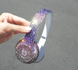 GOOD VIBES Custom Beats with Swarovski Crystals! Select Your Beats.