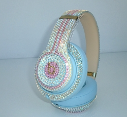 Sport Edition Beats Design with Swarovski Crystals