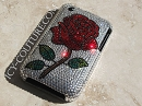 BE MY VALENTINE - Swarovski crystal phone cover. Bling your phone!