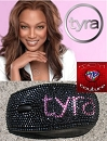 ICY Couture Personalized Mouse for TYRA BANKS. Add Your Name!