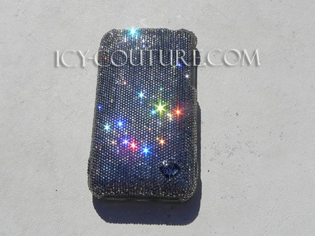 Solid Color Swarovski Bling Phone Cover. Whats your color?