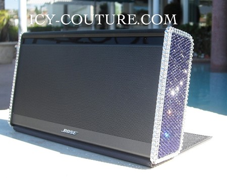 Custom Bedazzled BOSE Speakers