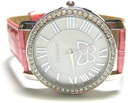 Bling-Bling Fashion Lady Watch - Happy Butterfly
